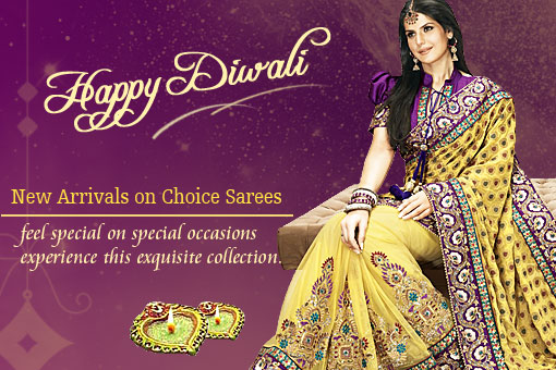Diwali Celebration with Choice Sarees
